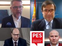 PES Europe ministers meeting by videoconference